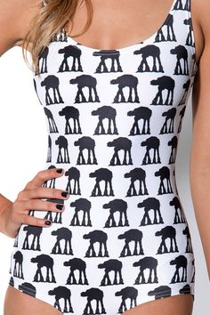 AT-AT Swimsuit!!! Want!