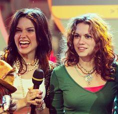 Sophia's face! love them both Bethany Joy Lenz and Sophia Bush
