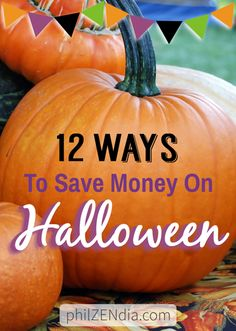 12 Ways Frugal Families Can Save Money On Halloween