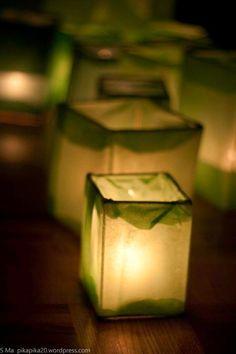 DIY  Lanterns: Paper lanterns DIY