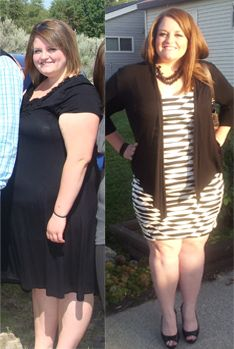 She's lost 60 lbs! Follow her weight loss journey.