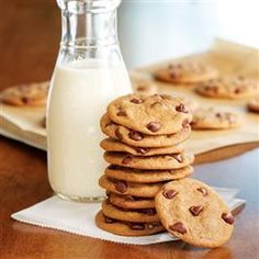 Mocha Chocolate Chip Cookies from Pillsbury Baking®