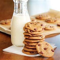 Mocha Chocolate Chip Cookies from Pillsbury Baking®