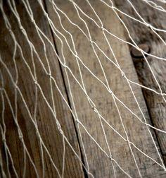 Ivory Fish Nets 5 feet x 14 feet $6 each / 3 for $5 each