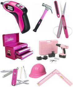 pink tool etc