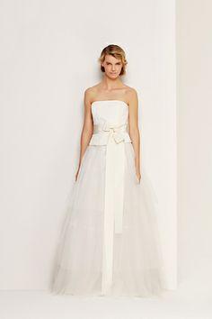 Abito sposa modello MELISSA max mara 2014