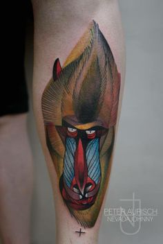 Lion King Tattoo-just great!!
