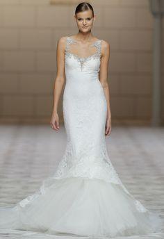 Pronovias's Spring 2015 Wedding Dresses | Blog.theknot.com