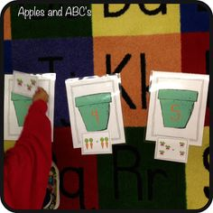 Apples and ABCs: Click, Clack, Moo: Cows That Type farm unit, appl