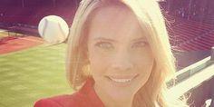 Sun Sports Rays reporter Kelly Nash (© knashsports via Instagram)