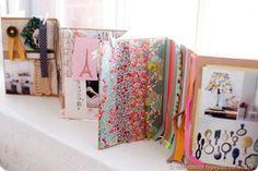 mirrors, mirror mirror, inspiration, homemad book, mood boards, paper, mirrormirror, homemade books, handmade books