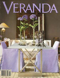 Covers Of Veranda On Pinterest Cote De Texas 25th