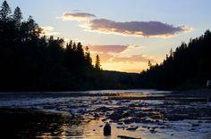 Canada; The Grand Cascapedia xoxox