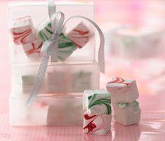 Sweet Swirl Marshmallows Recipe by Betty Crocker Recipes - looks like fun for Christmas giving.
