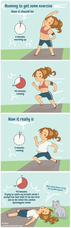 Why I hate running
