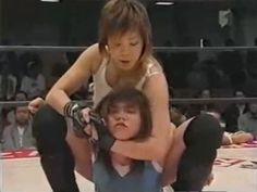 Saki Maemura vs Takako Inoue
