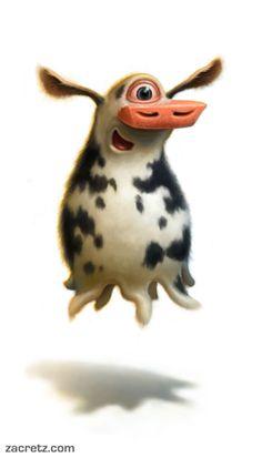 Cow Squid!