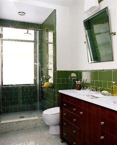 Teal and dark wood bathroom decor pinterest for Dark teal bathroom accessories