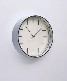 Rudolph De Harak Clock (Model 103)-- 1966