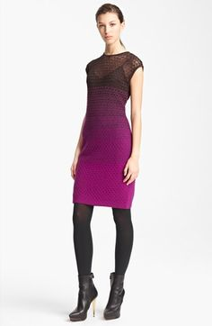 PANTONE Color of the Year 2014 - Radiant Orchid in Fashion - Missoni
