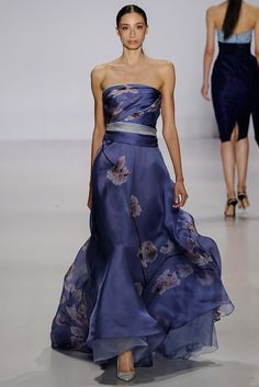 Spring 2015 Ready-to-Wear - Pamella Roland