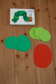 The Imagination Tree: The Very Hungry Caterpillar