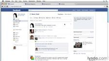 Watch the Online Video Course Social Media Marketing with Facebook and Twitter