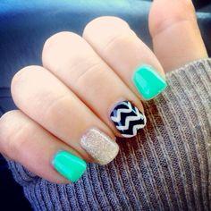 My amazing gel nails!!!