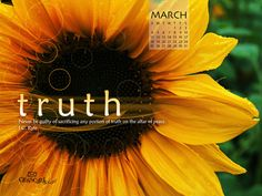 """""""Never be guilty of sacrificing any portion of truth on the altar of peace."""" ~ J.C. Ryle -- REPIN if you will take a stand for TRUTH not matter what the cost."""