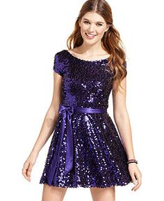 Images of Junior Party Dresses - Reikian