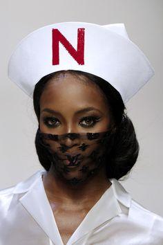 Hellooooooo, nurse.