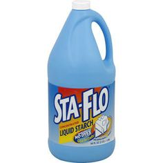 Sta-Flo Concentrated Liquid Starch - 64 fl oz jug