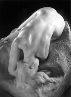 Danaë    Auguste Rodin