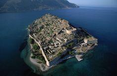 Isla de Spinalonga (Golfo de Elounda, Creta)