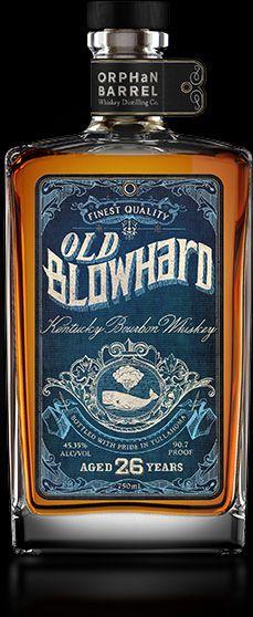 <> Old Blowhard