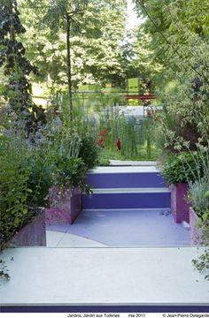 Jardins, Jardins 2012
