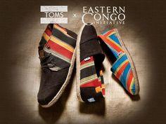 Ben Affleck for TOMS Shoes.