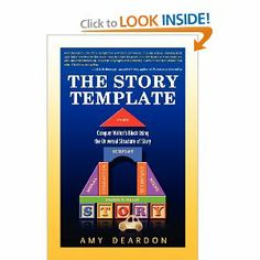 The Story Template: Conquer Writer's Block Using the Universal Structure of Story by Amy Deardon. $9.38. Author: Amy Deardon. Publisher: Taegais Publishing, LLC (July 25, 2011). Publication: July 25, 2011
