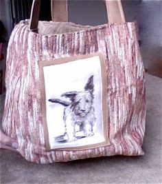 $48.00 s    Designer fabric's bag  WONDERFUL FEEL....