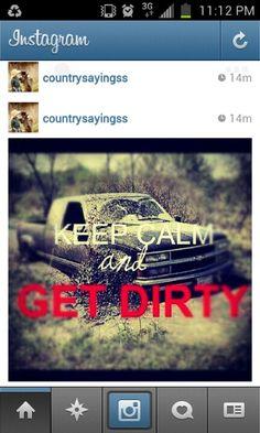 Chevy trucks and mud <3