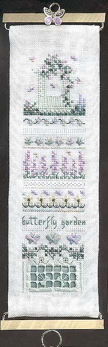 The Victoria Sampler - Butterfly Garden Sampler