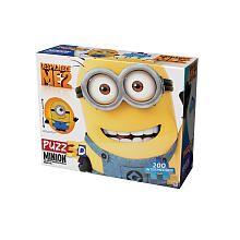 Despicable Me 3D Puzzle - 200 pieces -Build your own Minion!