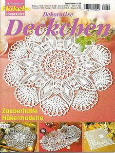 crochet doily - christina - Picasa Web Albums