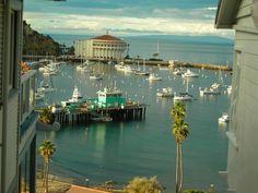 Catalina Island- Avalon Harbor