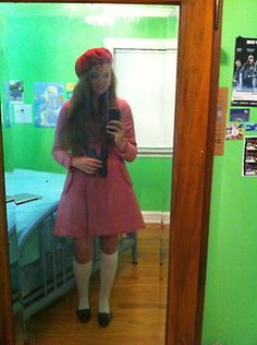 Suzy from Moonrise Kingdom costume inspiration