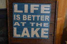lake time