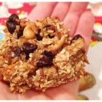 Superhealthy Breakfast Cookie