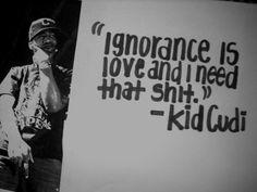 Kid Cudi.   <3