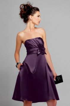 This is the bridesmaid dress I will be wearing in June!!! :)