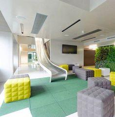 Microsoft Company Office Building